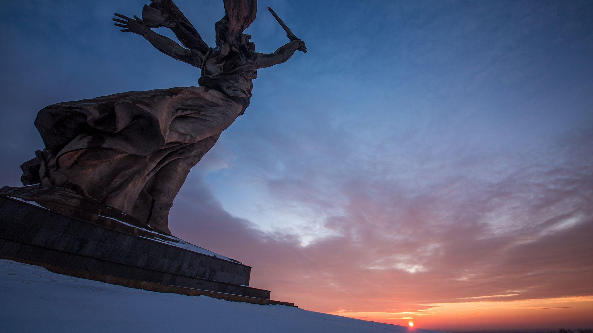 「ロシアの夜明け」写真展