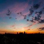 作品「変わらぬ夕日 (Permanent Sunset Beauty)」