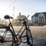 作品「アムステルダムの風景 (Snapshots in Amsterdam)」