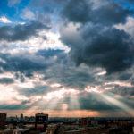 作品「広がるモスクワの空 (Endless Firmament)」